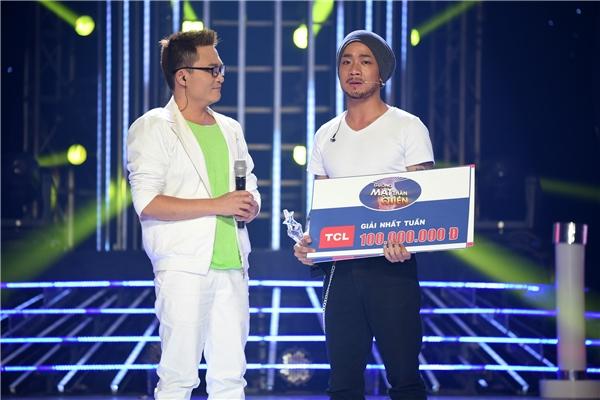 Đỗ Duy Nam lần thứ 2 chiến thắngvới vai cố ca sĩ - nhạc sĩ Trần Lập.