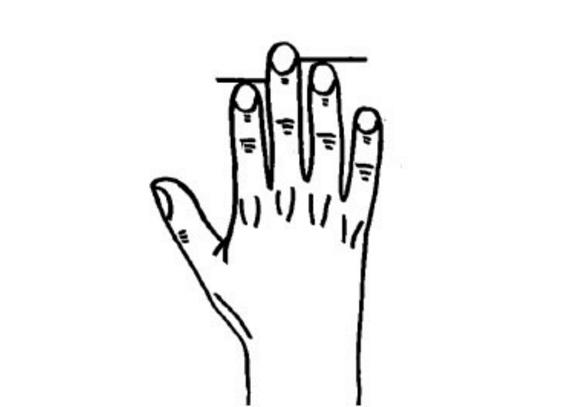 Chiều dài ngón tay hé lộ những sự thật giật mình về bệnh tật