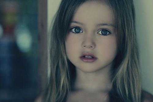 Những tiểu thiên thần sở hữu đôi mắt đẹp nhất thế giới