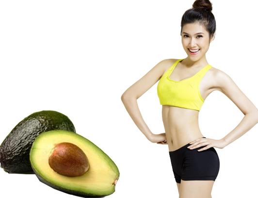 Chất xơ trong hạt bơcó tác dụng làm giảm cholesterol và tăng cường sức khỏe cho tim mạch vàhiệu quả cho việc giảm cân.