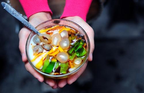 Món ăn vặt - Những biến tấu ngọt ngào cùng caramel