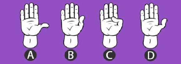 Cách đặt ngón cái nói lên tính cách con người bạn