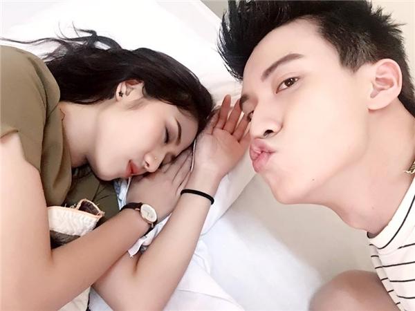 """Những hình ảnh được cho rằng cặp đôiTrang Cherry và Dũng Bino """"phim giả tình thật"""". - Tin sao Viet - Tin tuc sao Viet - Scandal sao Viet - Tin tuc cua Sao - Tin cua Sao"""