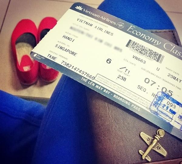 Nguy hiểm rình rập sau sở thích check-in bằng vé máy bay