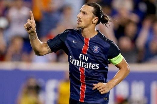 Ibrahimovic sẽ chính thức đặt bút kíhợp đồng với Man Utd vào thứ Sáu. Ảnh: Internet.