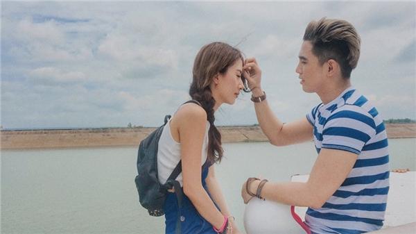 Will khiến các fan hết sức cảm động trước khi tỏ ra vô cùng ân cần, quan tâm tới bạn gái Quỳnh Anh Shyn.