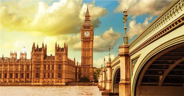 London, Anh Quốc.(Ảnh: Internet)
