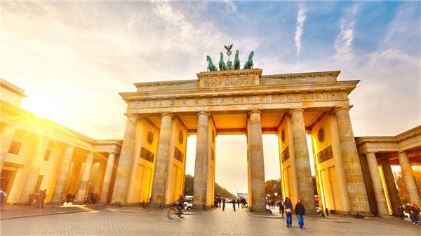 Berlin, Đức.(Ảnh: Internet)