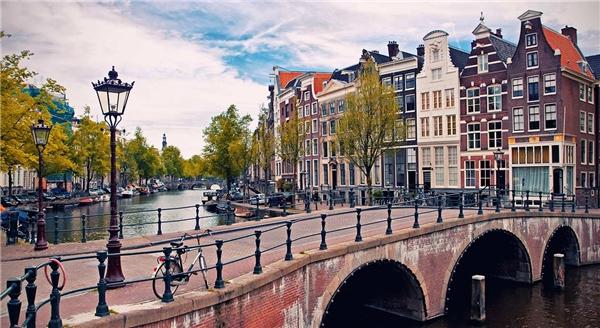 Amsterdam, Hà Lan.(Ảnh: Internet)