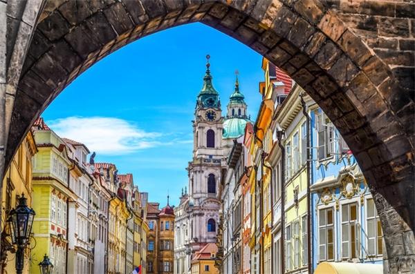 Prague, Cộng hòa Czech.(Ảnh: Internet)