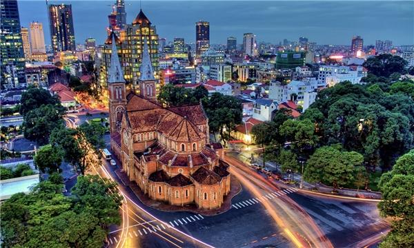 Sài Gòn, Việt Nam.(Ảnh: Internet)