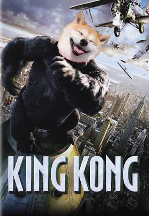 Ta là vua của muôn loài đây!