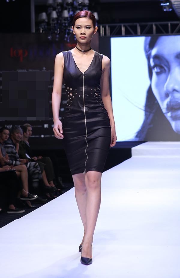 Thùy Dung, sinh năm 1994, cao 1m76