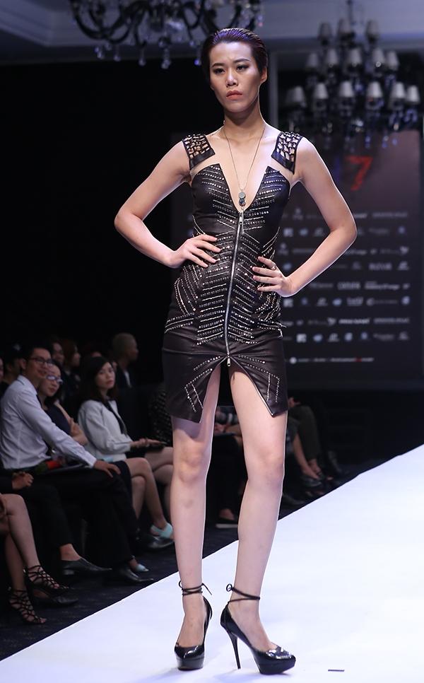 Thu Hường, sinh năm 1995, cao 1m75