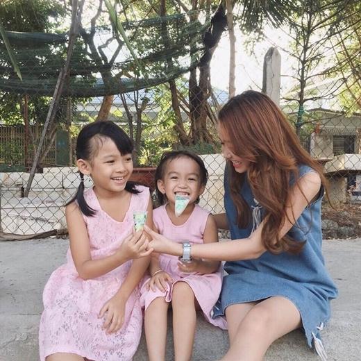 Nhung Gumiho: Là con gái có quyền ăn vặt - Tin sao Viet - Tin tuc sao Viet - Scandal sao Viet - Tin tuc cua Sao - Tin cua Sao