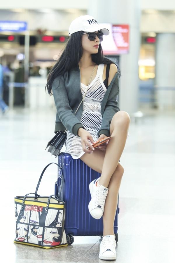 Được biết, nữ diễn viênsẽ có gần mộttuần làm việc tại Hàn Quốc, sau đó cô sẽtrở về Việt Nam đểbắt tay vào những kế hoạch âm nhạc mới.