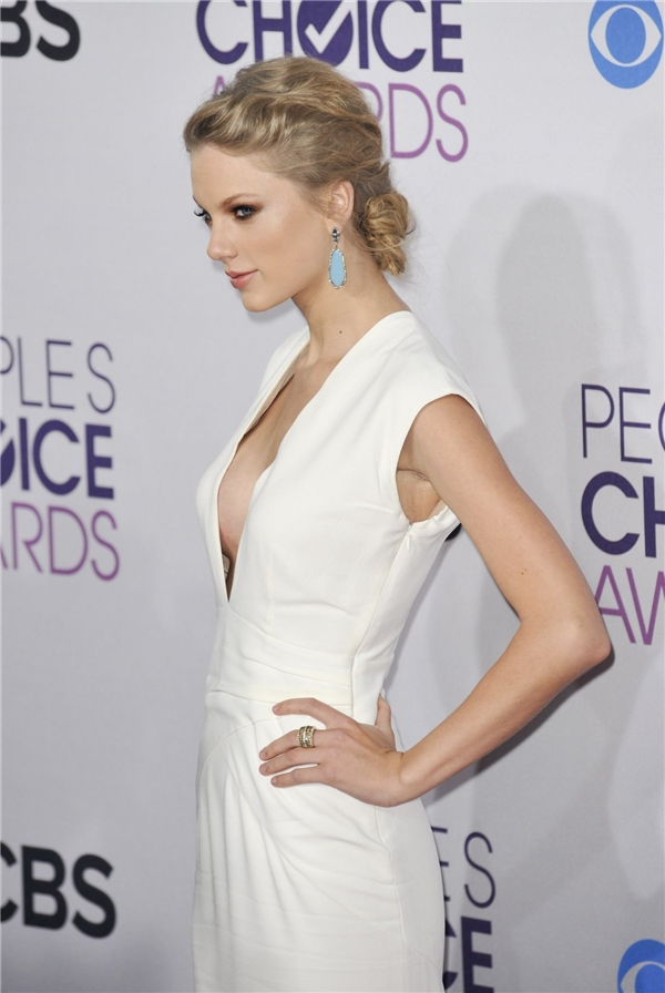 Tại People's Choice Awards năm 2012. (Ảnh: Internet)