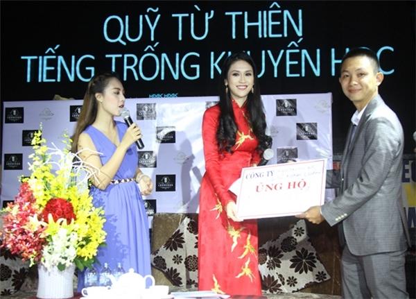 Hoa hậu Đông Nam Á hi vọng dự án này sẽ lấy lại được hình ảnh đẹp trong lòng công chúng.