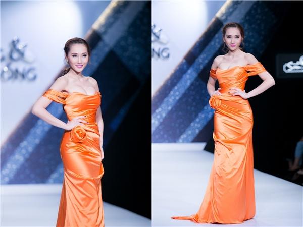 Tô Uyên Khánh Ngọc, thí sinh vừa bị loại khỏi đội Hồ Ngọc Hà tại The Face Vietnam 2016