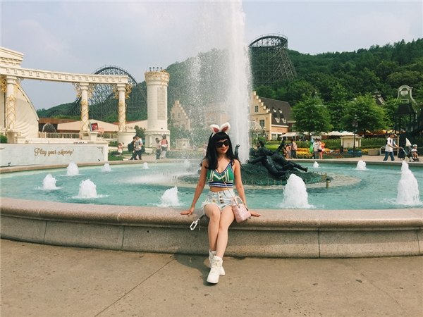 Đây có thể nói là những trải nghiệm vô cùng thú vị của Sĩ Thanh tại Hàn Quốc lần này.