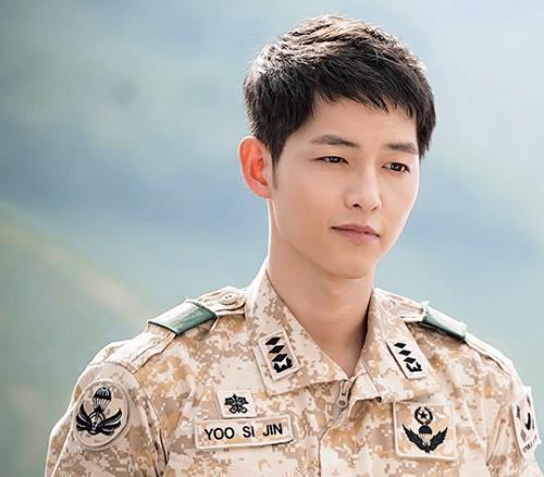 Nam diễn viên Song Joong Ki.