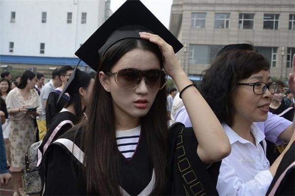 Những cô gái với gương mặt thanh thoát và dáng người mảnh mai này chính là sinh viên của ngôi trường nhiều trai đẹp gái xinh nhất Trung Quốc.