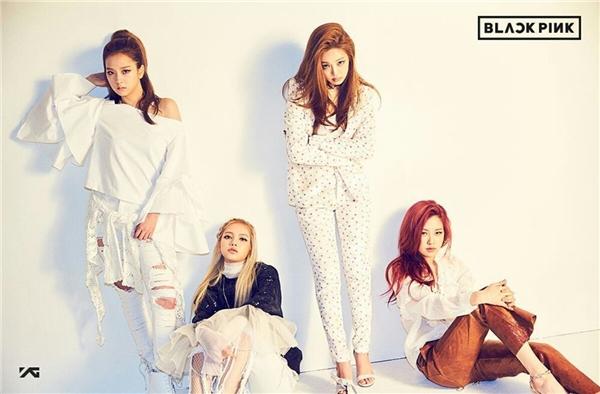Tân binh mới nhà YG vừa đẹp vừa tài có đủ sức thay thế 2NE1?