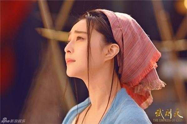 Phạm Băng Băng trong vai Võ Mỵ Nương....(Ảnh: Internet)