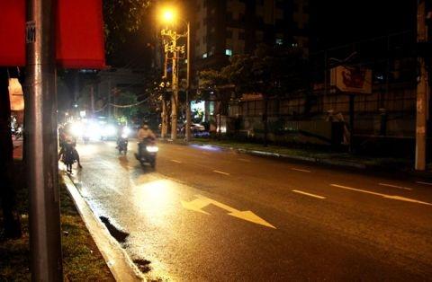 Đường Võ Thị Sáu, nơi xảy ra vụ cướp giật. (Ảnh: Internet)