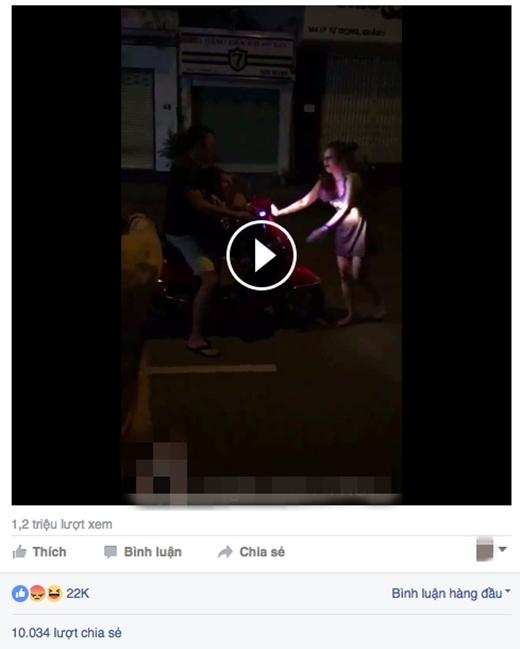 Đoạn clip nhận được rất nhiều sự chú ý từ cộng đồng mạng. (Ảnh: Internet)