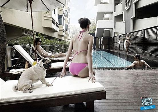 Lộ ảnh thác loạn tại bể bơi của kiều nữ và đại gia.