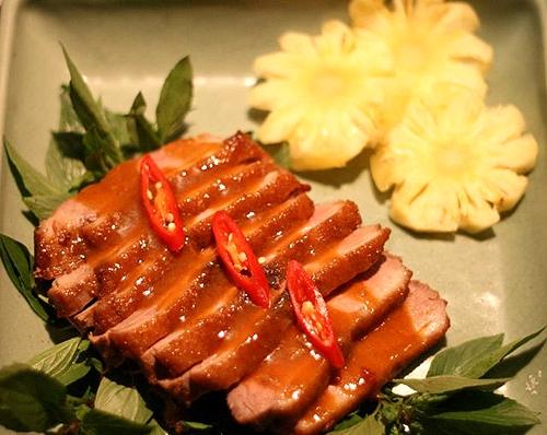 """Ẩm thực Nha Trang - """"Khu phố Vịt"""" - thiên đường của những ai mê thịt vịt"""