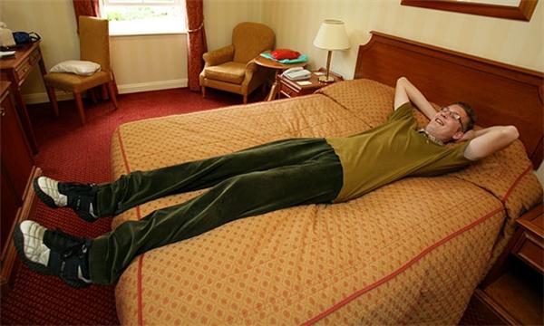 """Chẳng chiếc giường nào có thể """"xuất sắc"""" vượt qua bạn cả.(Ảnh: Internet)"""
