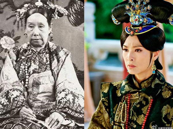 Từ Hy Hoàng Thái hậu, người phụ nữ quyền lực nhất triều Mãn Thanh. (Ảnh: Internet)