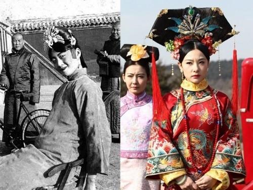 Uyển Dung Hoàng hậu, vị Hoàng hậu cuối cùng của Trung Hoa.