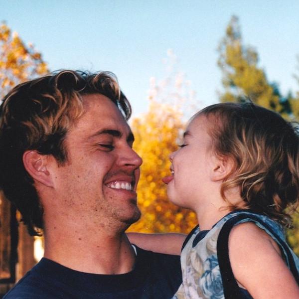 Rơi nước mắt với cách mà con gái Paul Walker tưởng nhớ cha