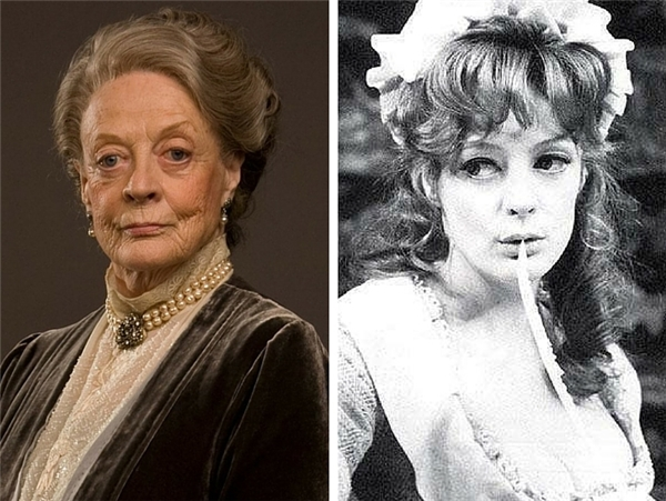 Maggie Smith (1934): Diễn viên thủ vai Giáo sư Minerva McGonagall trong Harry Potter là một trong những diễn viên nữ được công nhận nhiều nhất Anh Quốc với sự nghiệp trải dài hơn 60 năm.