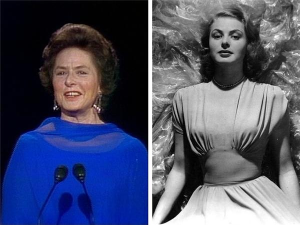 Ingrid Bergman (1915-1982): Nữ diễn viên Thụy Điển này đã ẵm trọn cho mình 3 giải Oscar, 2 giải Emmy, 4 giải Quả Cầu Vàng, 2 giải BAFTA và 1 giải Tony, đủ thấy đẳng cấp huyền thoại của bà.