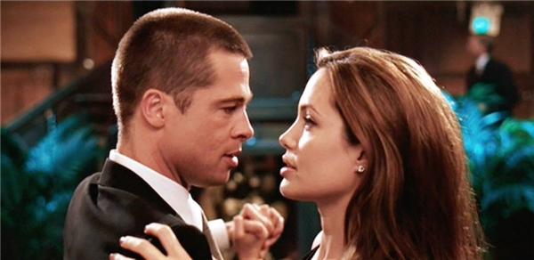 Bộ phim Mr. and Mrs. Smithnăm 2005. (Ảnh: Internet)