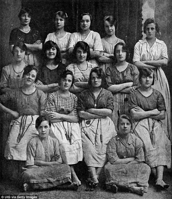 Bức ảnh này được chụp vào năm 1900. (Ảnh: Internet)