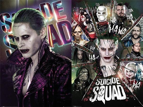Suicide Squadrất được kỳ vọng vì có sự tham gia của một dàn diễn viên danh tiếng, đồng thời giới thiệuThe Joker mới lên màn ảnh rộng.