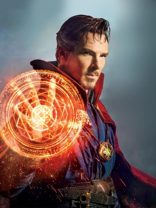 Doctor Strangesẽ là siêu anh hùng mới được Marvel giới thiệu trong năm nay.
