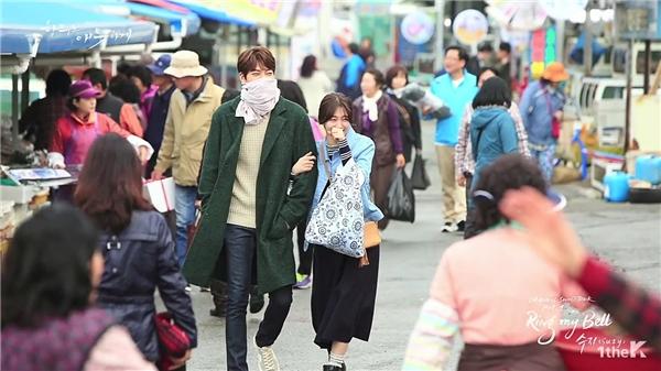 """Loạt khoảnh khắc ngọt ngào đến """"phát hờn"""" được tiết lộ trong MV OST đầu tiên"""