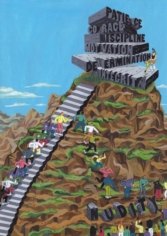 Muốn biết bản lĩnh của con người cao đến đâu, hãy xem họ có vượt qua được cám dỗ hay không.