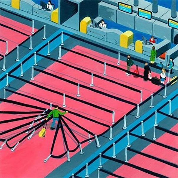 Bạn có dám phá bỏ mọi rào cản và quy tắc để đi nhanh đến đích?