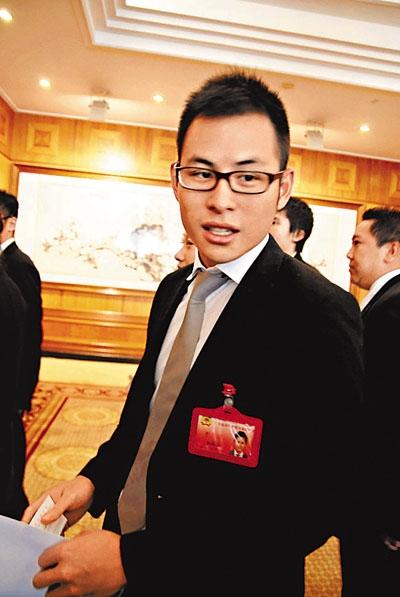 Người con trai thứ 2 của Chủ tịch tập đoàn Anh Hoàng từng theo học tạiĐại học Boston (Mỹ). (Ảnh: Internet)