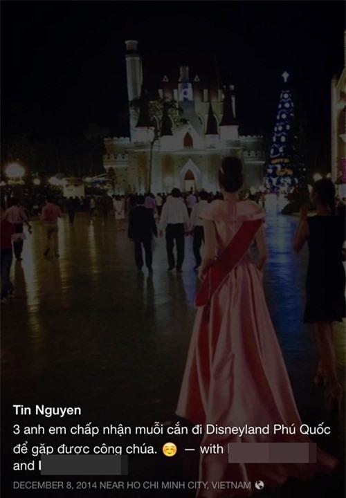 Trên trang cá nhân của doanh nhân Nguyễn Trung Tín chưa lần nàocông khai hình ảnh bạn gái một cách rõ ràng. (Ảnh Internet) - Tin sao Viet - Tin tuc sao Viet - Scandal sao Viet - Tin tuc cua Sao - Tin cua Sao