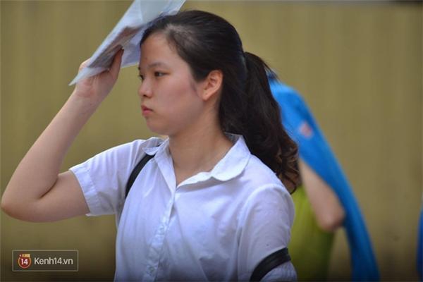 Toàn cảnh ngày thi đầu tiên của kì thi THPT Quốc Gia 2016