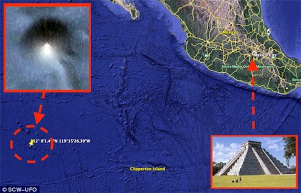 Phát hiện kim tự tháp khổng lồ bí ẩn trong lòng đại dương