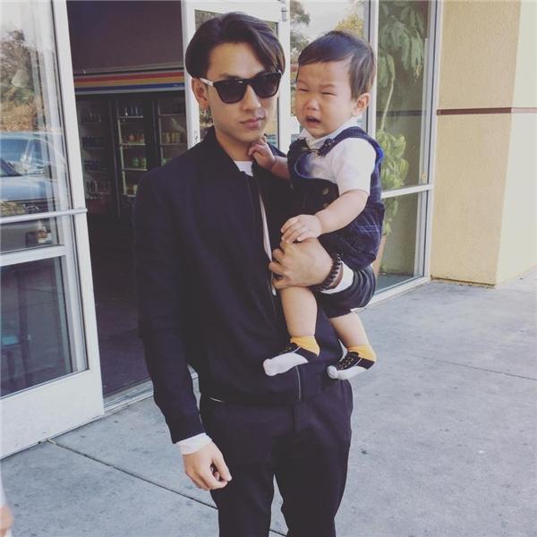 Isaac - ông bố trẻ với đàn con cực đáng yêu - Tin sao Viet - Tin tuc sao Viet - Scandal sao Viet - Tin tuc cua Sao - Tin cua Sao